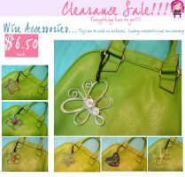 Wire Accessories Sale by colourful-blossom