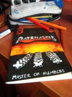 My Maths notebook by Dimagex3