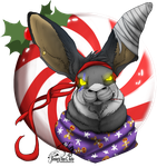 Christmas 2015 - Mat by SiofraTural