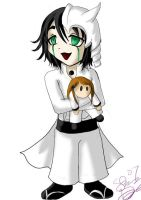 Bleach - Ulquiorra Chibi by Pan-Pan