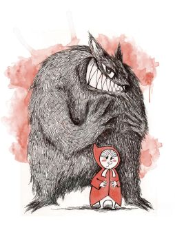 Little Red Riding Hood by JMAESTRE