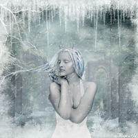 White On White by magicsart