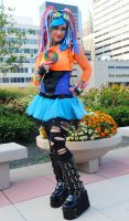 Otakon Raver 2 by DarkGyraen
