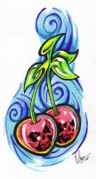 Cherries by teh-krust