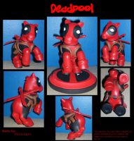 DeadPool by Hindsightis2020