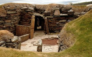 Neolithic House by barefootliam