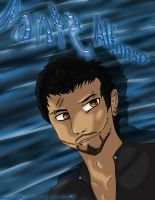 Dante Alfonso by LexiIsFailingAtThis