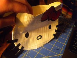 Hello Kitty Duct Tape Wallet by SharpieObsessed