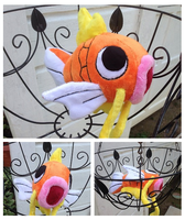 Magikarp Plush by GlacideaDay