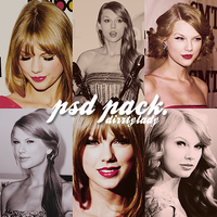 taylor swift PSD PACK by dirrtylady