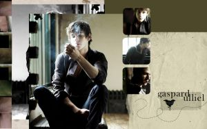 gaspard ulliel wallpaper by silverbugs