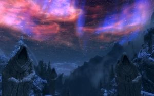 Skyrim - Sovngarde by Anubit93