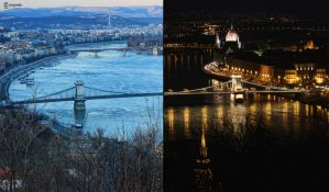 Two Faces of Budapest by cyricjumala