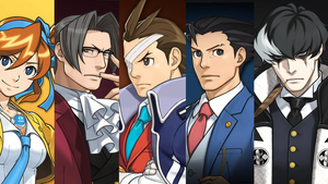 Phoenix Wright Dual Destinies Backgrounds (.zip) by SuperAj3