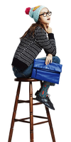 Gayoon (4Minute) PNG [Render] by GAJMEditions