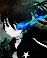 Black Rock Shooter by Baitong9194
