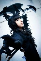 Dead Master - Black Rock Shooter  3 by Inoshindashin
