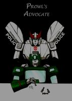 Prowl's Advocate by eabevella