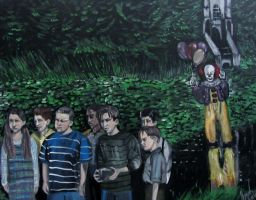The losers club by AmandaPainter87