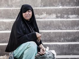 The Agony Of Poverty - I by InayatShah