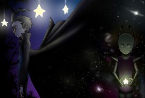 ZADR-- If you'll be my star... by AngelNocturne