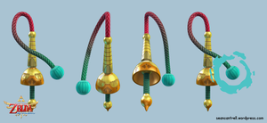LOZ: Skyward Sword - Whip by seancantrell