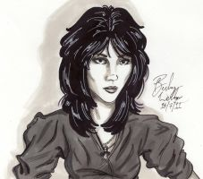 Joan Jett by cozywelton