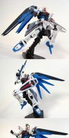 Freedom Gundam by enc86