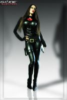 The baroness instant cosplay 2 by Daelyth