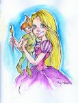 I love Disney I love Dolls 4 by kamarza