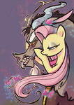 Beauty and the Beast ~FlutterCord by PrecosiousChild
