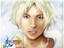 Tidus by littlecherry2810