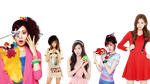 SNSD SEOHYUN PNG PACK by Acoojoy13
