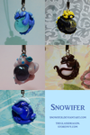 Dragon Marble Charms 1 by Snowifer