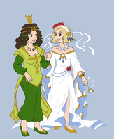 Their Royal Highnesses -WIP- by ErinPtah