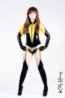 Silk Spectre II Cosplay by Kitty-Honey