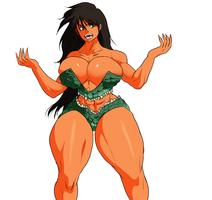 Commission for Giganticluv: Kaila by 5ifty