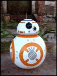 BB-8 droid by StephaneB1