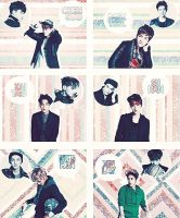 EXO Graphics. What's your favorite pairing? Part.5 by kamjong-kai