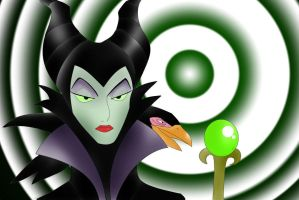Maleficent by Kalix5