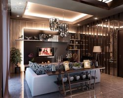 LIVING ROOM, SURABAYA by TANKQ77