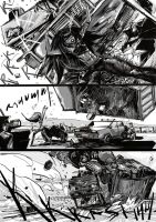 Stray Beastz chapter 1 page 6 by celor