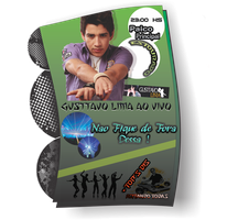 Flyer Demonstracao Gusttavo Lima by CHARLESOUNDcar