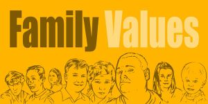 Family Values by MissleMan