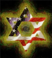 The United State of Israel 013 by LazyBonesStudios