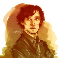 Benedict sketch by Anaeolist