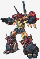 Predaking colours by Blitz-Wing