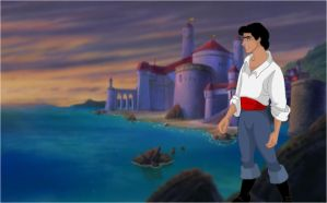 Set-23 Prince Eric . Casual by galaxcardinal