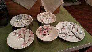 Wlast 2015 Noodle Bowls and Serving Dish by YousungChoiPottery