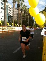 Jo Livestrong Run by naca0012